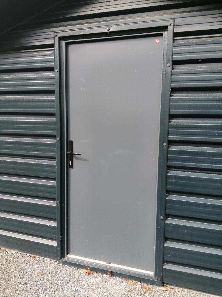 Steel Hinged Door