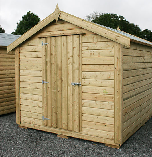 Well built Timber Sheds