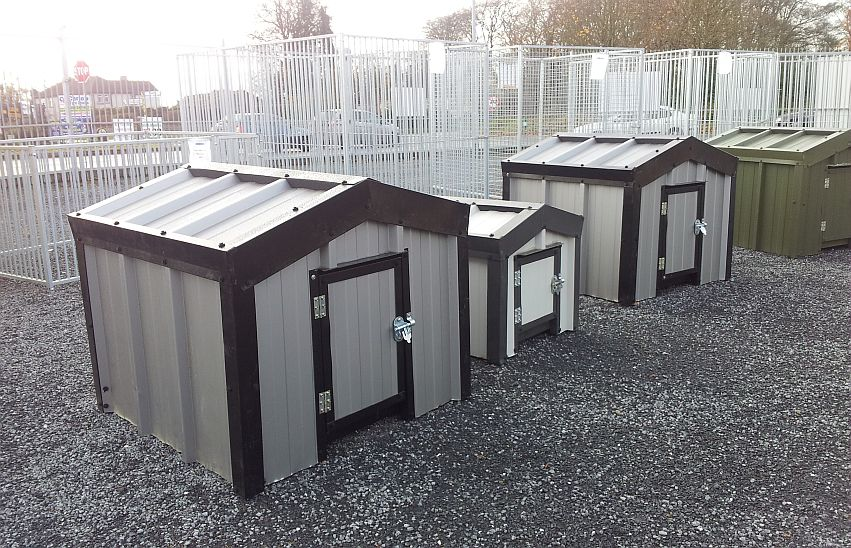 Insulated Kennels