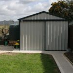 Steeltech Garden Shed in Wexford
