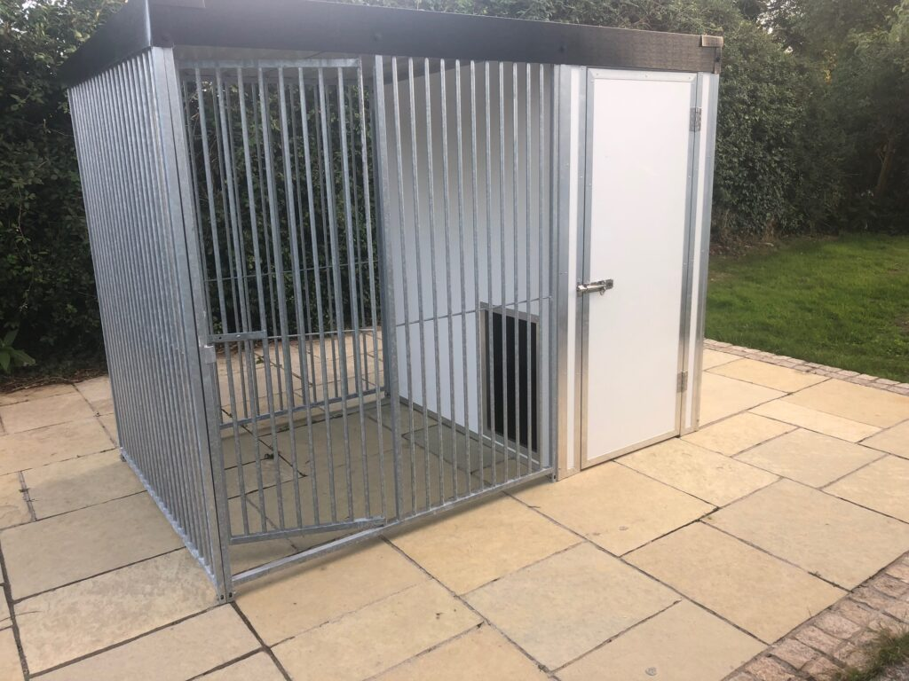 Thermal Deluxe Kennel